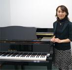 ヤマハ音楽レッスンピアノ