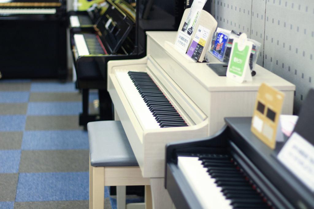 各種鍵盤楽器